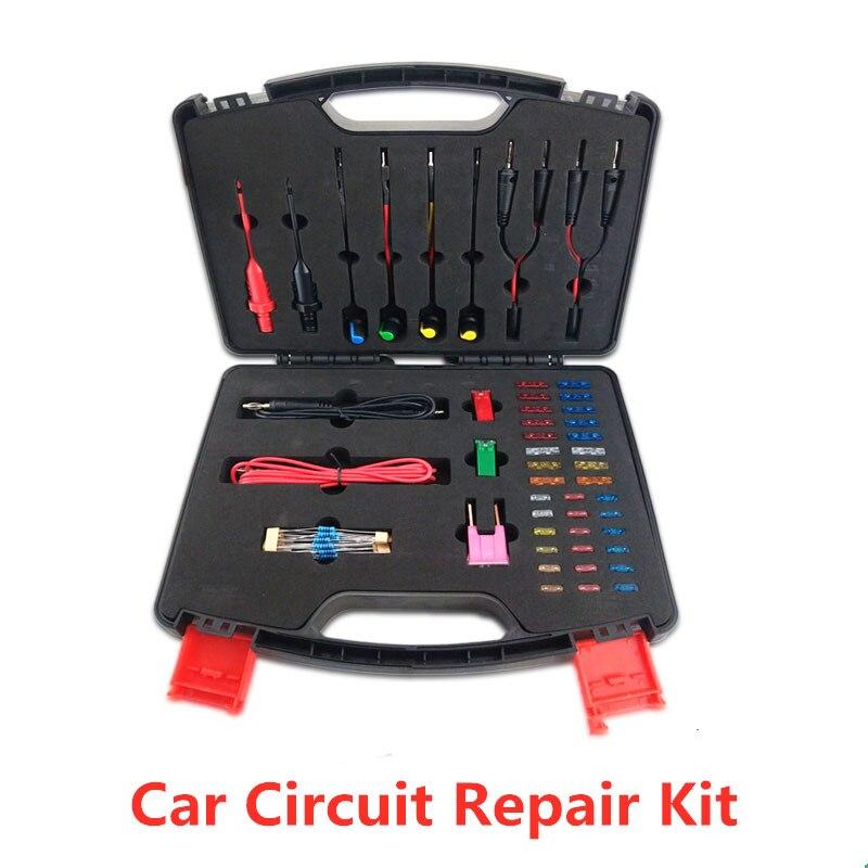 Automotive Circuit Detector Car Circuit Repair Tool Sensor Signal Simulator Set