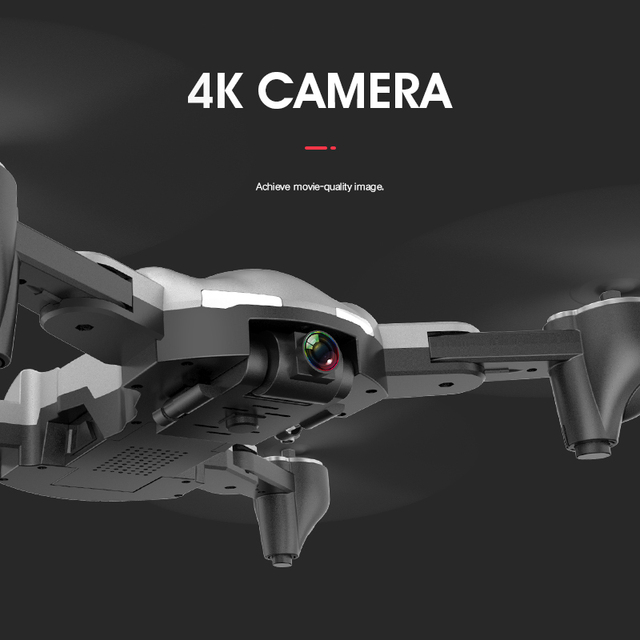 LAUMOX M76 Foldable Profissional RC Drone with 4K 1080P HD Camera WiFi FPV Optical Flow Drones RC Quadrocopter VS SG106 Xs816