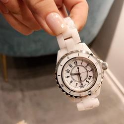White and Black Ceramic J12-Series  Famous Brand Watches for Men and Women 33mm 38mm