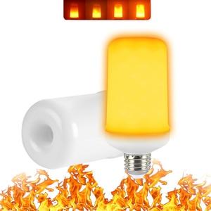 Flame Bulb 5W 7W 9W E27 E26 E1