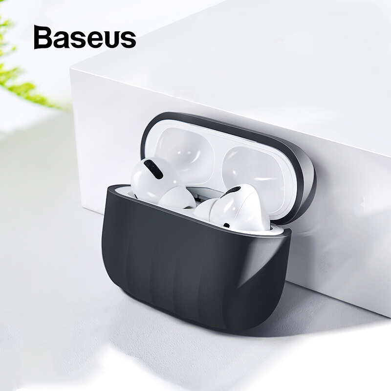 Baseus Antislip Case Voor Airpods Pro Case Siliconen Draadloze - Draagbare audio en video - Foto 2