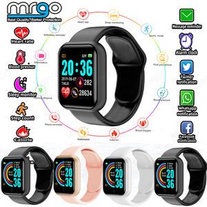 Smart Watch 2020 Men Women Kids Heart Rate Blood Pressure Smartwatch Bluetooth Connect Fitness Movement for Android Watch Smart