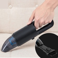 COCLEAN 5000Pa Portable Wireless Vaccum Cleaner 2 In 1 Nozzle Handheld Strong Suction Fast Charge for Car Home