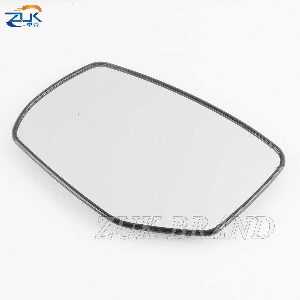 Cristal de espejo retrovisor derecho con placa y calefacci/ón # mict02/AM de RCH