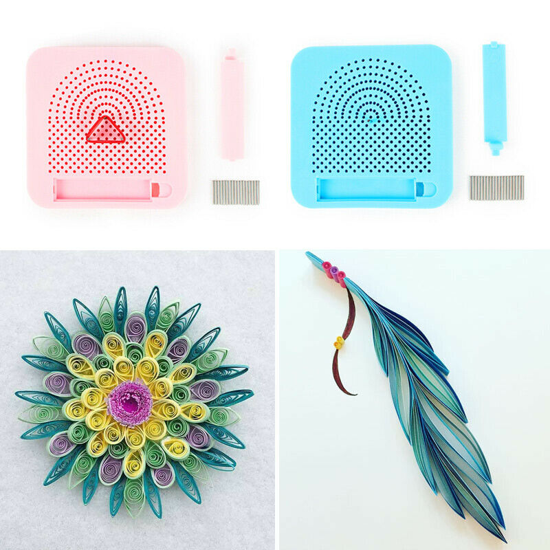 Quilling-Tool Paper-Craft-Tool Crafting Handmade for Folding DIY 105--105--8mm QUILTER-GRID-GUIDE title=