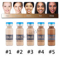5ml Korean Cosmetic BB Cream Glow Whitening Skin Meso Brightening Serum BB Cream foundation Beauty Wrinkle Acne Acne Anti-Aging