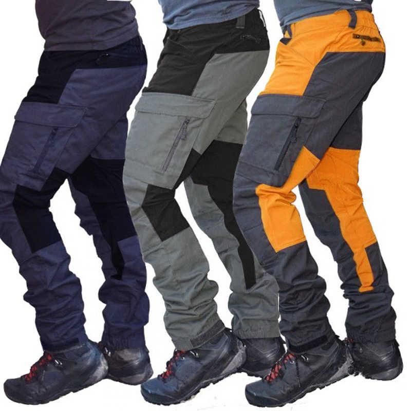 Carga Pantalon Casual Para Hombre Pantalones De Moda Pantalon Ropa Para Calle De Hombre Pantalones 2020 Nuevo Trabajo Al Aire Libre Pantalones Talla S 3xl Pantalones Informales Aliexpress