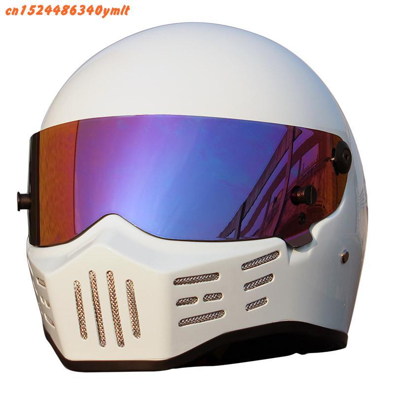 DIY CRG ATV 8 personalizado pegatina De Simpson la motocicleta De carreras De casco De cara completa F1 Capacete De Moto en Cascos Motorrad - 2