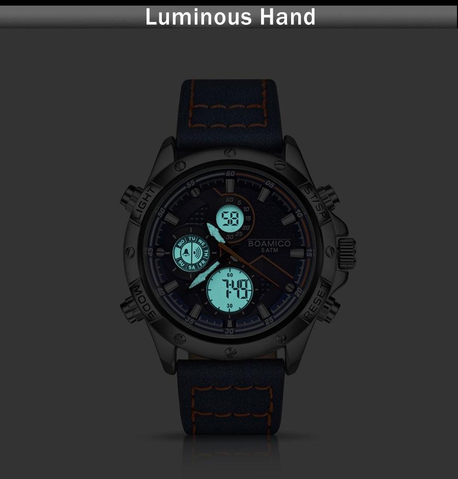 He426114640fa44f2be0ac6e181adff07C BOAMIGO Fashion Mens Watches men Military Digital analog Quartz Chronograph sport Watch Waterproof wristwatch relogio masculino
