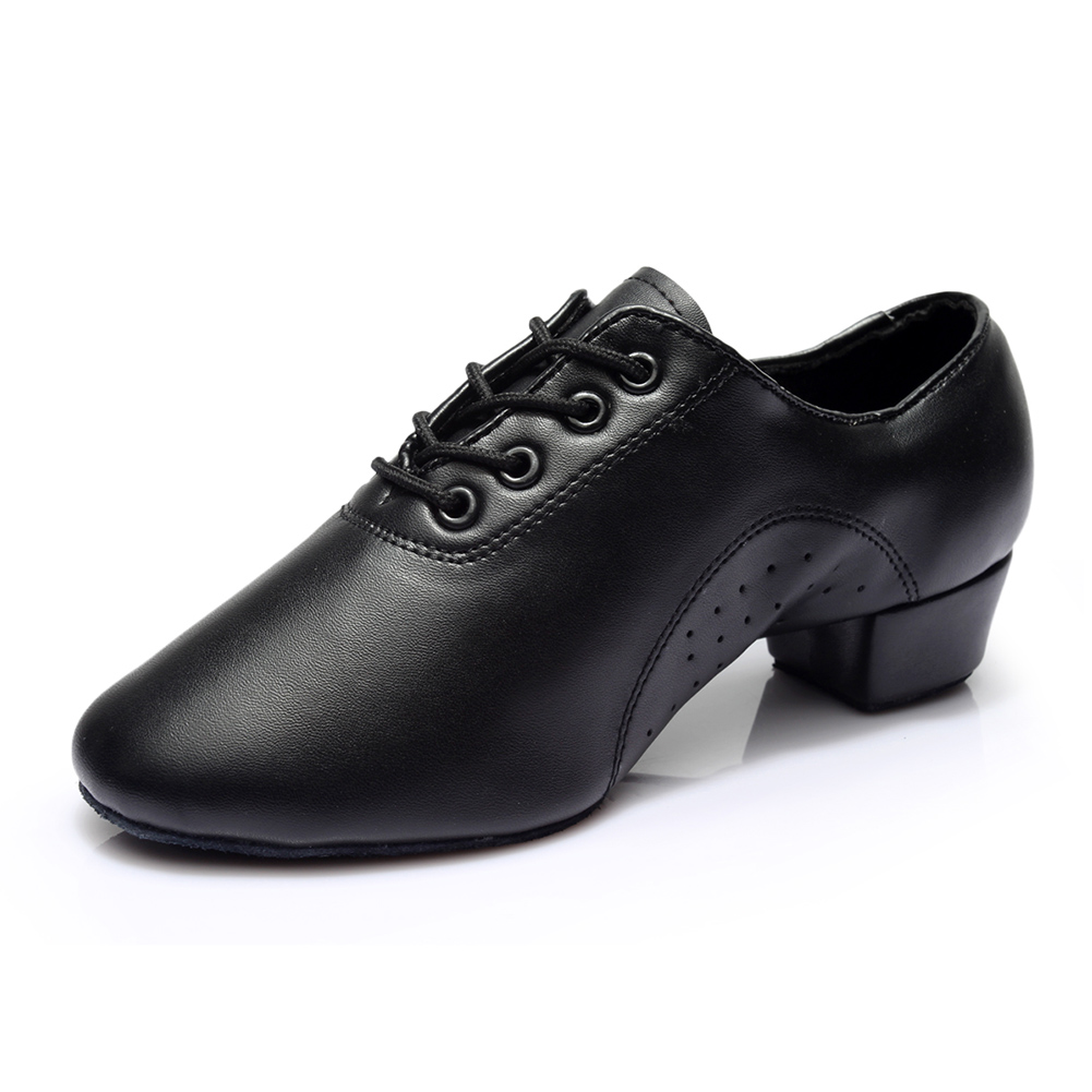 Hot Selling Men Ballroom Dancing Shoes Latin Tango Dance Shoes For Adult Kids Boys