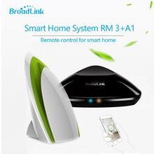 Broadlink A1, hava, wifi hava kalitesi dedektörü akıllı arıtma, akıllı ev otomasyonu, telefon algılama sensörleri