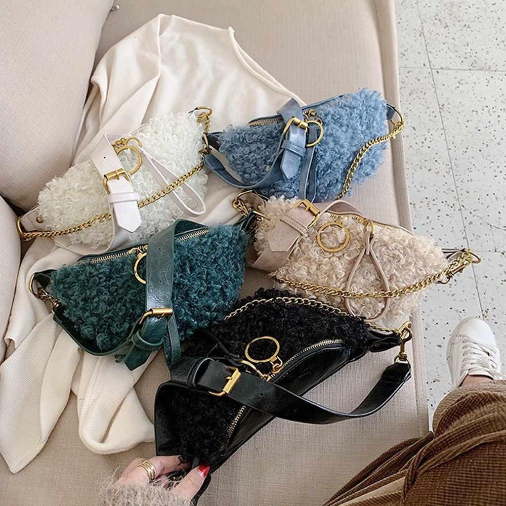 Frauen Mode Reißverschluss-tasche Leder Taille Multifunktions Schulter Taschen Crossbody Eigenschaft Tasche Gürtel Brust Bolsillos De Moda #2