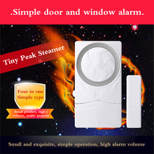 Wireless Home Safety Alarm Standalone Magnetic Sensors Independent Wireless Home Door Window Entry Burglar Alarm Security Alarm home safety alarm system standalone magnetic sensors independent wireless home door window entry burglar alarm security alarm