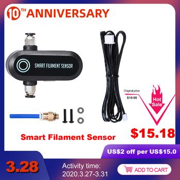 BIGTREETECH inteligentny czujnik żarnika przerwa moduł czujnikowy BTT SFS V1 0 Monitor części drukarki 3D dla SKR V1 3 V1 4 Turbo mini E3 tanie i dobre opinie BIQU Smart Filament Sensor Detect Filament 75*30mm 3 3V-5V 1 75mm marlin2 0 x SKR V1 3 SKR V1 4 SKR MINI E3 MKS GEN L
