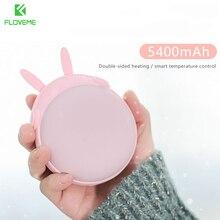 2 in 1 Hand Warmer Heater Intelligent Cute Power Bank USB 54