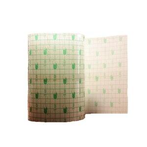 Image 4 - 1 ロール防水医療透明粘着テープ風呂抗アレルギー薬用 PU 膜創傷被覆材固定テープ