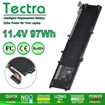 New 11.4V 97WH Laptop Battery 6GTPY for Dell 5510 XPS 15 9550 9560 5XJ28 Precision 5510 5520 M5510 M5520 Series
