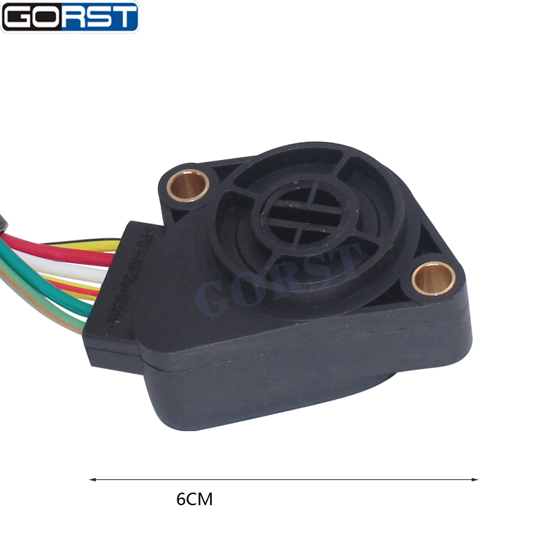 Throttle Position Sensor TPS 20715967 For Volvo 3175130 3985226 20499271 21116877 20893503 21116800 1915486 Auto Parts