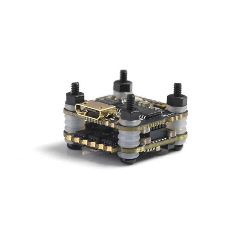 1Set controlador de vuelo 4 en 1 CES MINI Pila BEC 5 V/1.5A para DIATONE MAMBA F411 NANO 13A FPV Racing RC Drone Quadcopter partes - 4