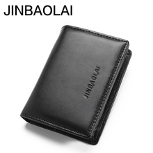 Minimalist Credit Business Card Holder Men Wallet Male Purse Small For Walet Sho
