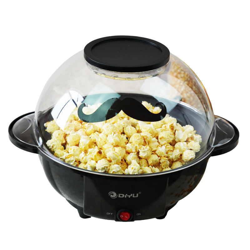 Fully Automatic Popcorn Electric Motor Home Children Small Commercial Popcorn Popcorn With Caramel Oil Chocolate