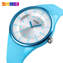 SKMEI Quartz Ladies Watches Fashion Simple Wristwatches Women
