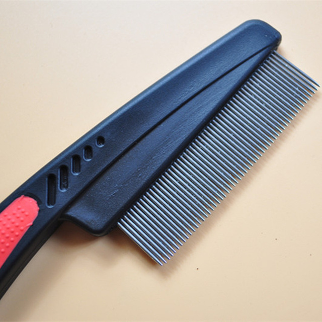 Pet Grooming Comb For Cats & Dogs 6