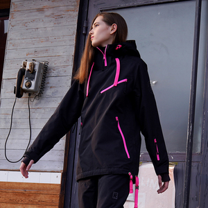 Image 2 - RUNNING RIVER Women ski Snowboarding Hoodie 2019 High Quality Hooded outdoor Sports Snowboard Jacket 4 Colors 5 Sizes N9420H