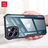 Fundas Xundd para iPhone 11 12, carcasa protectora a prueba de golpes para teléfono, carcasa para iPhone 11, iPhone 12 Mini Pro Max