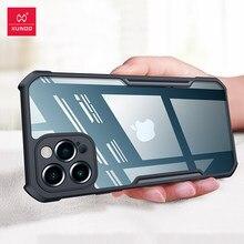 Xundd – Étui antichoc pour iPhone 11 et 12, coque pare-chocs, protection de téléphone, étuis convenant pour version 12 Mini Pro Max