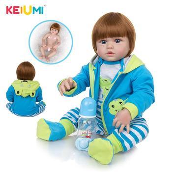 Кукла-младенец KEIUMI 23D176-C11 2