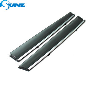 Image 3 - Smoke Side Window Deflectors For VW Tharu 2018 2019 2020 Window Visor Vent Shades Sun Rain Deflector Guard SUNZ