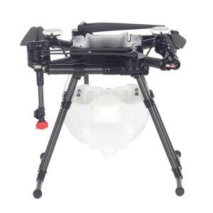 "Image 5 - 1 סט MX405 RC חקלאות Drone 3K פחמן סיבי בסיס מסגרת מארז מתלה 5L רפואה תיבת מל""ט צמח אביזרים"