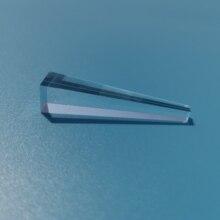 Оптический призменный свет направляющей колонны треугольной призмы K9 Стекло четырехугольной формы призма, Пирамида объектив обучающий эксперимент инструмент по индивидуальному заказу