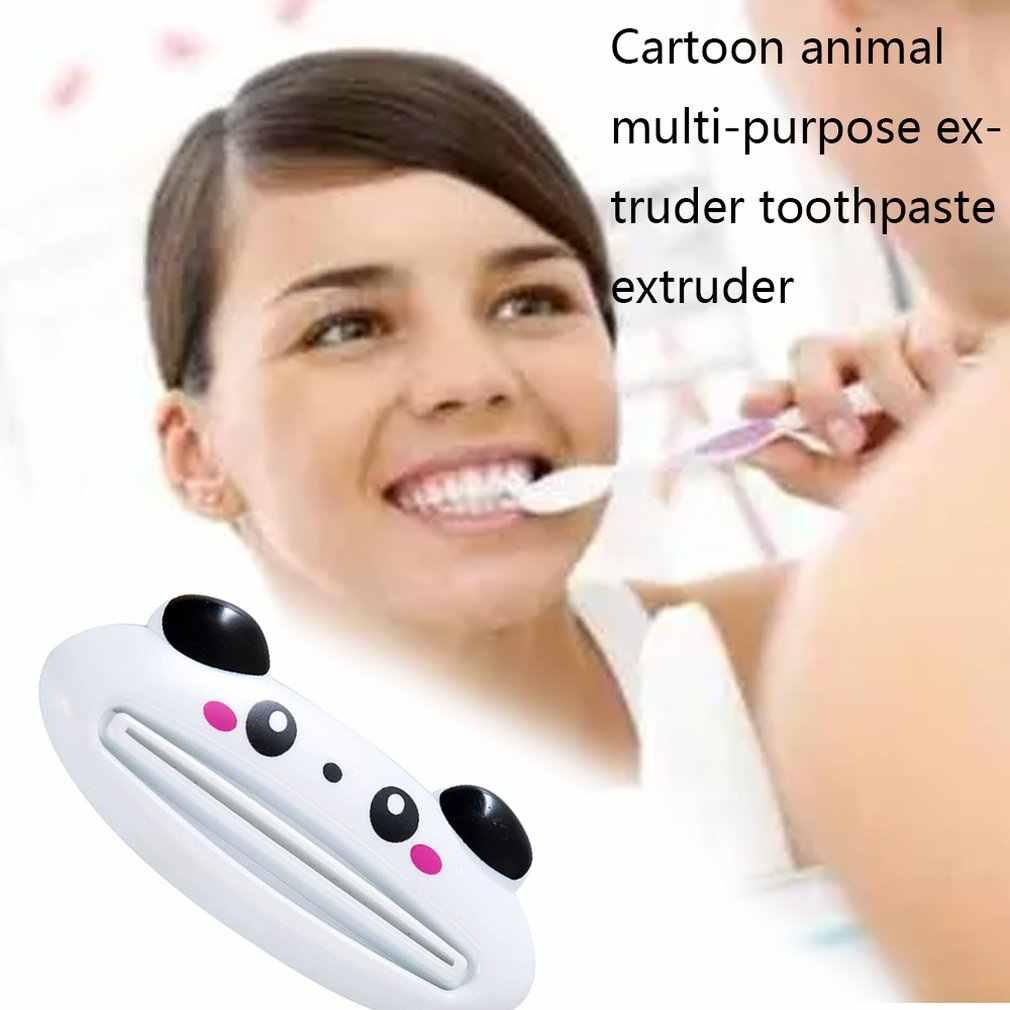 Carino Cartone Animato Animale Multi-Purpose Squeezer Dentifricio Coreano Creativo Dentifricio Squeezer Accessori Per il Bagno di Trasporto di Goccia
