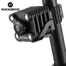ROCKBROS Password Bike Bicycle Lock Mini Portable High Security Drill Resistant Lock Anti Theft Cylinder MTB Bicycle Accessories