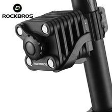 ROCKBROS Passwort Bike Fahrrad Lock Mini Tragbare Hohe Sicherheit Bohrer Beständig Lock Anti Diebstahl Zylinder MTB Fahrrad Zubehör