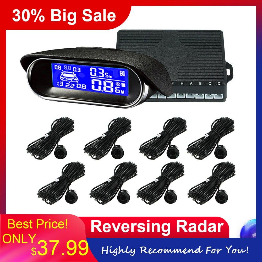 Capteurs de stationnement automatique de voiture système de Radar de sauvegarde inverse de voiture
