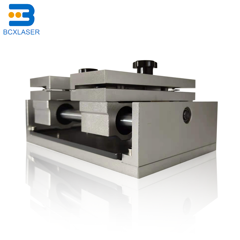 Rotary  Laser Fixture For Jewelry With Fiber Lasermarking Machine For Gold