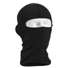Мотоциклетная маска для лица Флисовая Балаклава для шеи маска череп Boloklava тактические маски маска байкера Antifaz маска для лыжного ветра