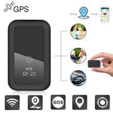 Smart Mini GPS Tracker Shock Alarm SOS Tracking Device for Car Motorcycle Vehicle Mini Magnetic GPS Locator Anti Steal Alarm
