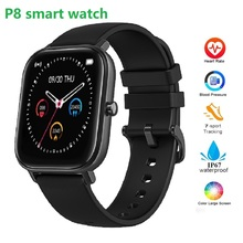 P8 Smart Watch Women Men Smartwatch 1.4'' For Android IOS Electronics Smart Clock Fitness Tracker fo