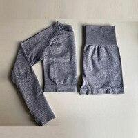 0803 Gray Top Shorts