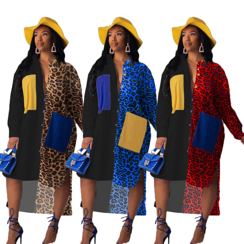 African Dresses For Women Long Sleeve African Clothes Africa Dress Print Dashiki Ladies Clothing Ankara Plus Size Africa Dress