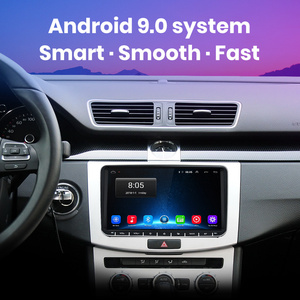Image 2 - Junsun Voor Vw/Volkswagen/Golf/Polo/Tiguan/Passat/B7/B6/Seat/leon/Skoda/Octavia Auto Radio Multimedia Video Player Gps Android 9.0