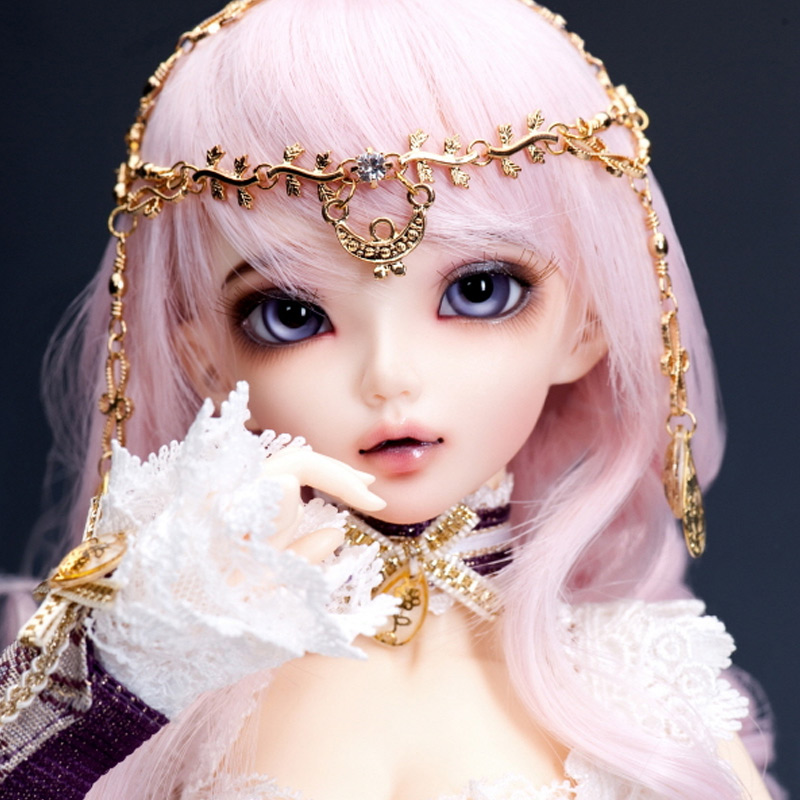 BJD Doll 1/4 Minifee Chloe Sarang Celine Fairyland Ball Joint Dolls Bluefairy Littlemonica Oueneifs Luts Delf