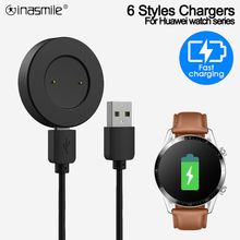 Fast USB Watch Charging Cable For Huawei watch 2 GT 2e GT2 GS Pro Portable Wireless Charger Dock For Honor Magic 1 2 band 5 4 3