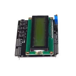 ЖК-дисплей 1602 IIC I2C TWI последовательный интерфейс SPI 1602 16X2 символ ЖК-подсветка модуль платы 5 В для Arduino