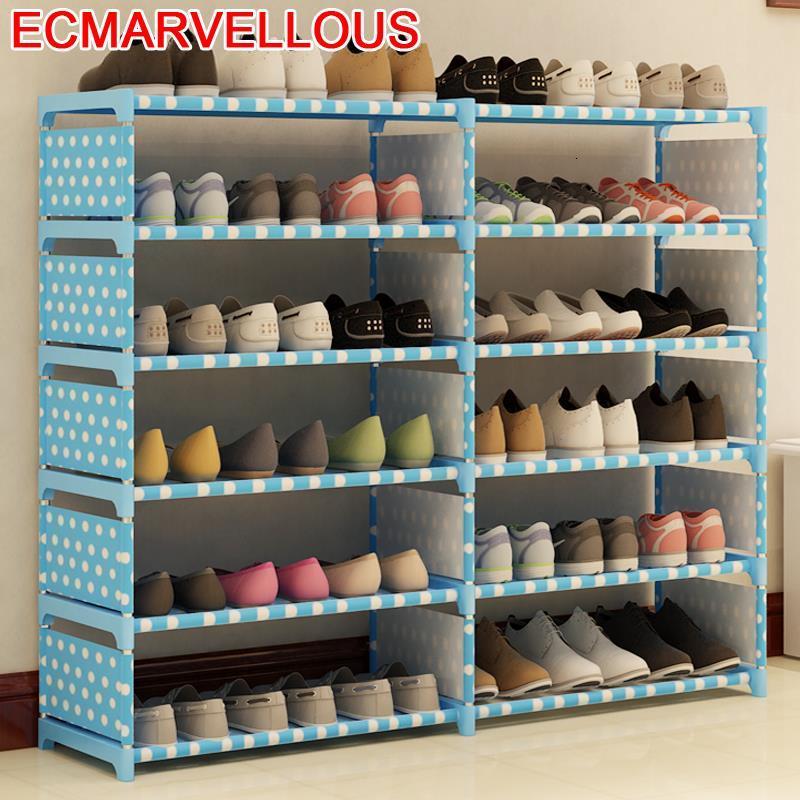 Cabinet Armario De Almacenamiento Schoenenkast Zapatero Para El Hogar Mueble Meuble Chaussure Scarpiera Furniture Shoes Rack