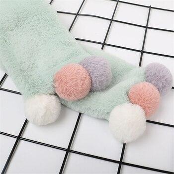 Cute Soft Fur Scarf 5